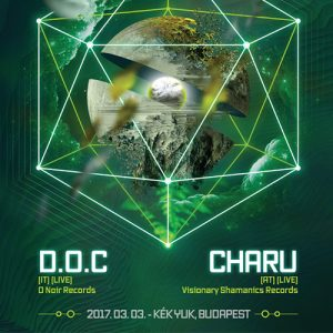 2017-03-03 | Jiriki Frequencies Vol. 4 w/ D.O.C & Charu