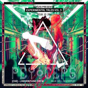 2018-12-28 | Experimental Tales vol. 3 w/ Peyoceps (CHE)