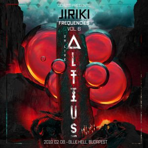2019-02-08 | Jiriki Frequencies vol. 6 w/ Altius (SWE)