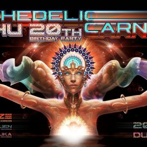 2020-02-15 | goa.hu 20th Birthday Party II Psychedelic Carneval